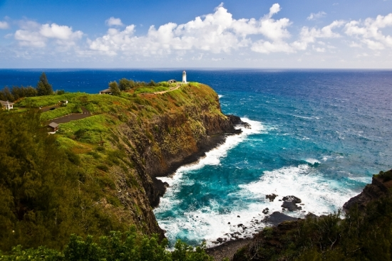 photo of Kilauea Lighthouse