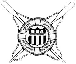 United States Lifesaving Association logo
