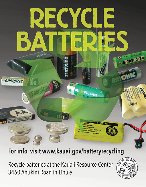 Recycle Batteries page 1 thumbnail