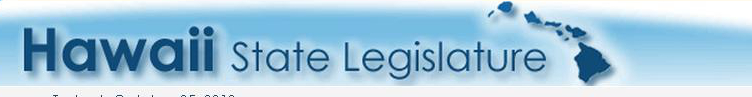 Hawaii State Legislature (logo)
